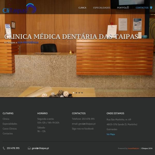 WebDesign Clitaipas