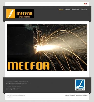 Website Mecfor