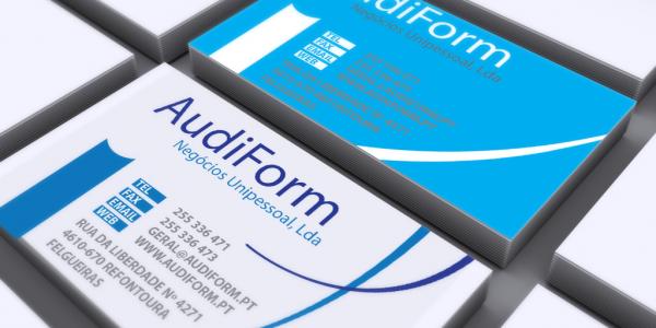 Imagem de marca AudiForm